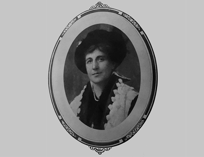 1918 – Duchess of Hamilton and Brandon becomes second president of the SSPV