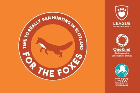 Celebrities back charity campaign to really ban hunting in Scotland