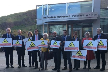 MSPs support calls for mandatory CCTV to be introduced to Scotland's abattoirs