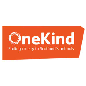 OneKind window sticker