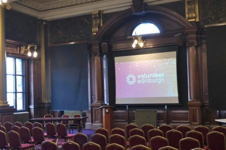 Edinburgh Inspiring Volunteer Award
